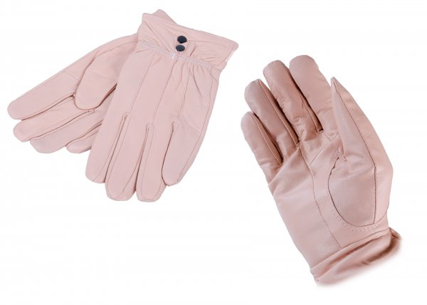 LG-004 Extra Large Nude Leather Gloves