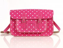 RL15 CABARET PINK POLKA DOT ENGLISH NEW
