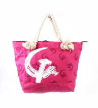 COMMUNIST ROPE BEACH BAG