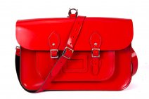 15 ROSY RED BACKPACK OXBRIDGE SATCHEL