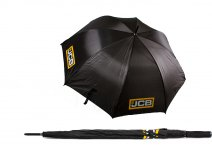 UMB-35 JCB GOLF UMBRELLA BLACK