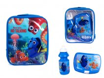 4105V-6178 Kids Lunch bag Blue Finding Dory Disney