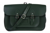 15 RACING GREEN BACKPACK OXBRIDGE SATCHEL