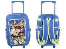 1019HV-7368 BEN 10 BACKPACK TROLLEY