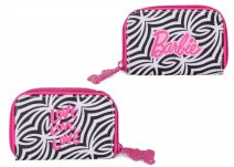 BARB4861 BARBIE PURSE W/ SINGLE ZIP