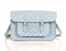 RL15 BABY BLUE POLKA DOT ENGLISH NEW