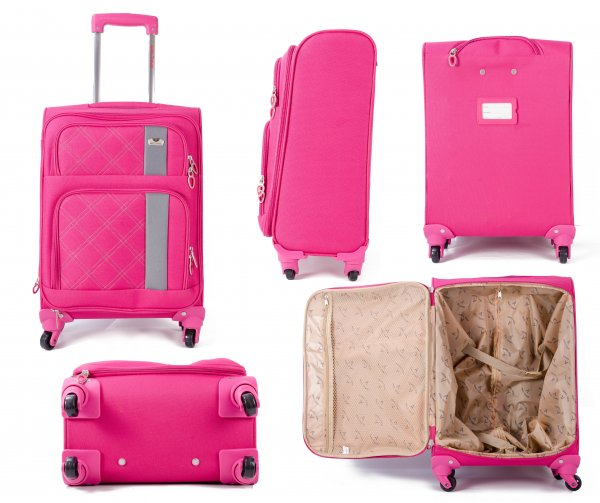 "aero travel-1400 19"" fucshia"