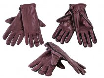 8917 BURGUNDY Ladies Sheep Nappa Gloves