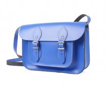 SATCHEL ROYAL BLUE 11''