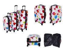 JB2024 BALLOON SET OF 3 HARD TRAVEL CASE