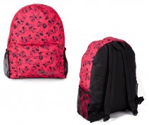 00124 Minnie Mouse all over print Roxy Backpack