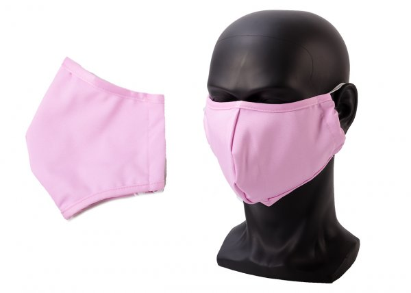 Anti-dust Cotton mask Face Cover Unisex PINK