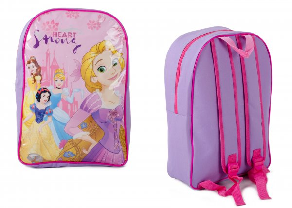 1000HVA-7124T PRINCESSES CHILDREN'S BACKPACK