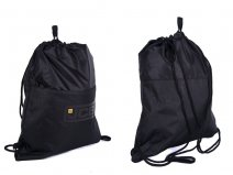 JCB-DS01 BLACK Pull String bag