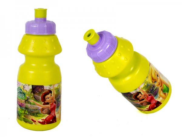 51-64235 Disney Fairies kids water bottle