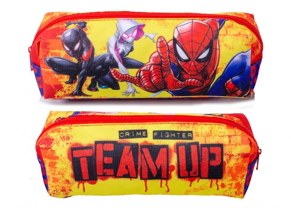 1015F-9183 SPIDERMAN BRANDED KID'S PENCIL CASE