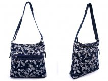 LJ-013 VINTAGE LILLY & JANE CANVAS BAG
