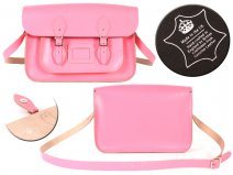 14 BABY PINK MAGNET ENGLISH SATCHEL