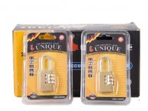 1029 box unique padlock SET OF 12
