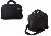 JBCB01 BLACK LAPTOP AND DOCUMENT BAG