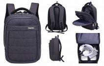WBP-850-CH City Bag Laptop Backpack