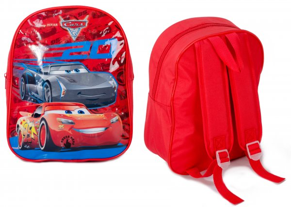 1029HVL-6488T CARS CHILDRENS BACKPACK