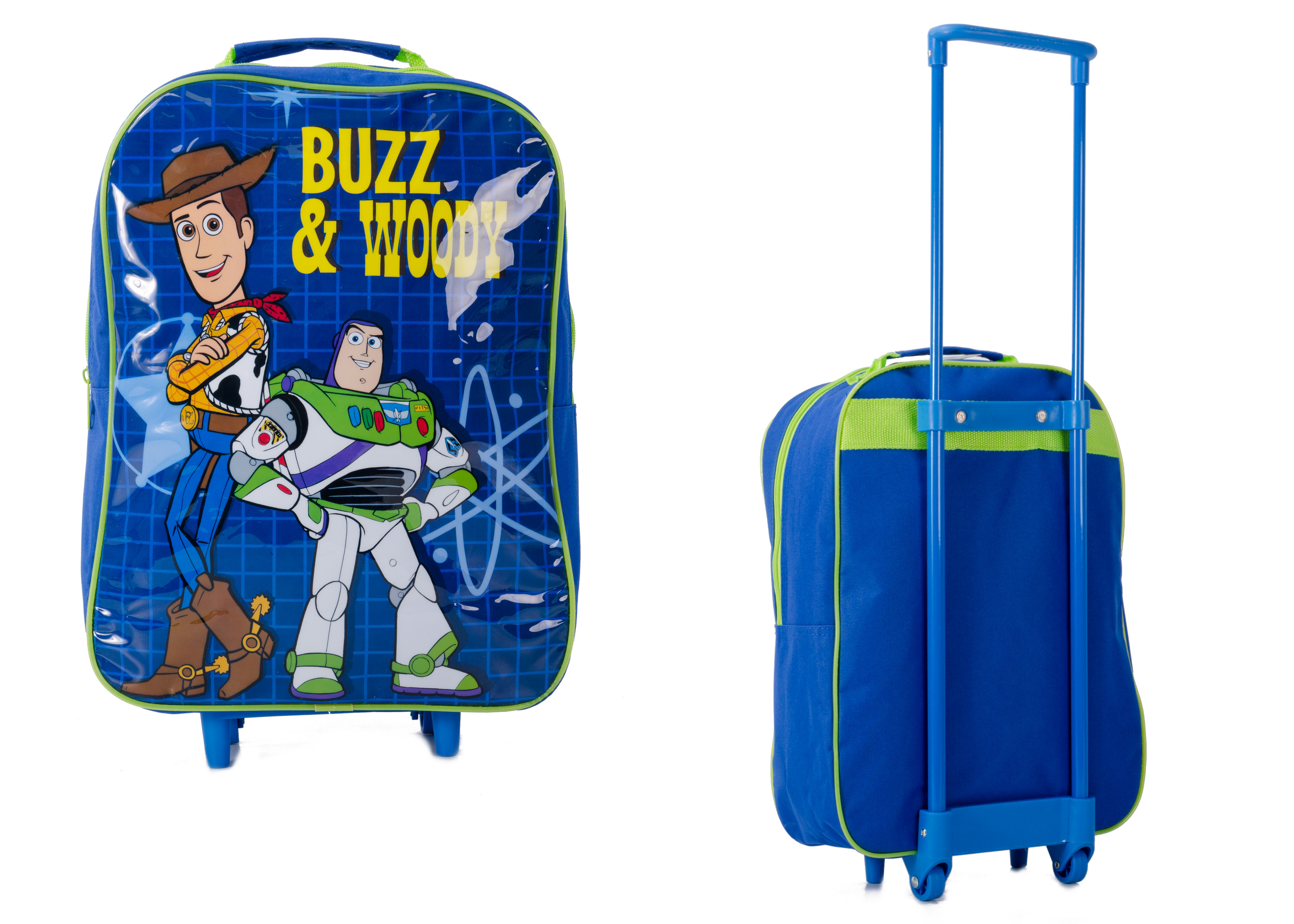 14761-8449 BUZZ & WOODY KID'S TROLLEY
